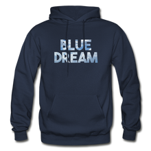 Load image into Gallery viewer, Men's Blue Dream Hoodie - navy