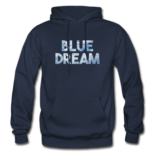 Men's Blue Dream Hoodie - navy