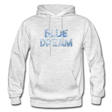 Load image into Gallery viewer, Men's Blue Dream Hoodie - light heather gray