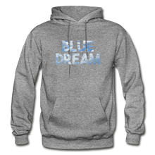 Load image into Gallery viewer, Men's Blue Dream Hoodie - graphite heather