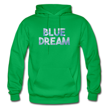 Load image into Gallery viewer, Men's Blue Dream Hoodie - kelly green