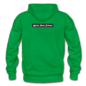 Men's Blue Dream Hoodie - kelly green