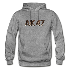Load image into Gallery viewer, Men's AK47 Hoodie - graphite heather