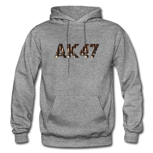 Men's AK47 Hoodie - graphite heather