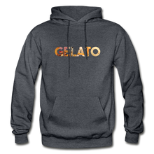 Load image into Gallery viewer, Men's Gelato Hoodie - charcoal gray