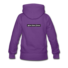 Load image into Gallery viewer, Women's Blue Dream Hoodie - purple
