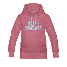 Load image into Gallery viewer, Women's Blue Dream Hoodie - mauve