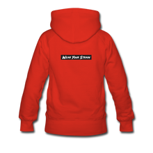 Load image into Gallery viewer, Women's Gelato Hoodie - red