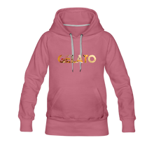 Load image into Gallery viewer, Women's Gelato Hoodie - mauve