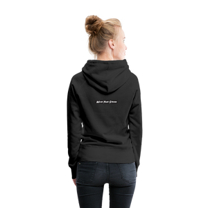 Women's Girl Scout Cookie Hoodie - black
