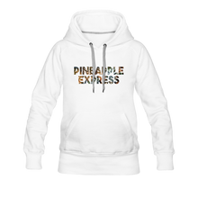 Load image into Gallery viewer, Women's Pineapple Express Hoodie - white