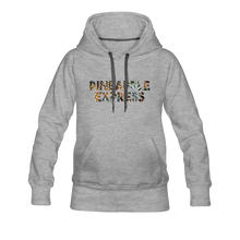 Load image into Gallery viewer, Women's Pineapple Express Hoodie - heather gray