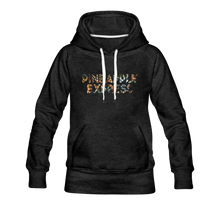 Load image into Gallery viewer, Women's Pineapple Express Hoodie - charcoal gray