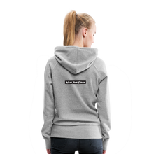 Load image into Gallery viewer, Women's Purple Punch Hoodie - heather gray