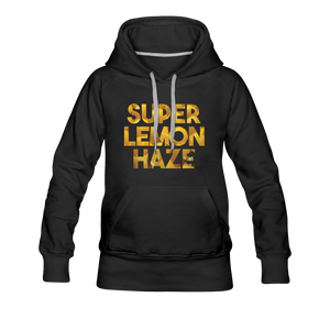 Women's Super Lemon Haze Hoodie - black