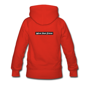 Women's Super Lemon Haze Hoodie - red