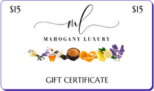 Load image into Gallery viewer, Mahogany Luxury Gift Card