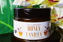 Load image into Gallery viewer, Honey Vanilla Sugar Scrub