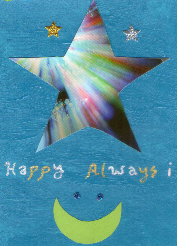 HAppy Artist Trading Cards Design