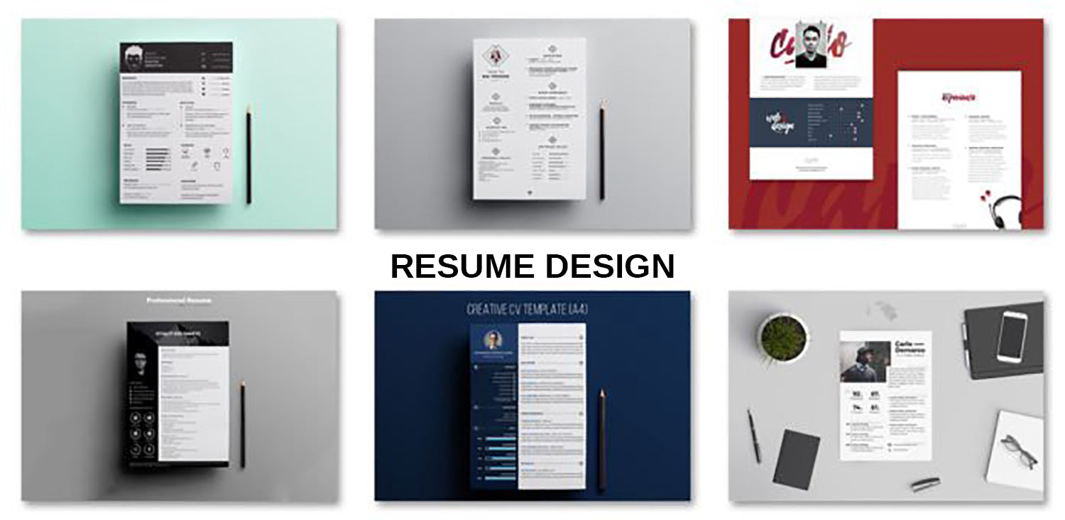 Resume Design Services Singapore