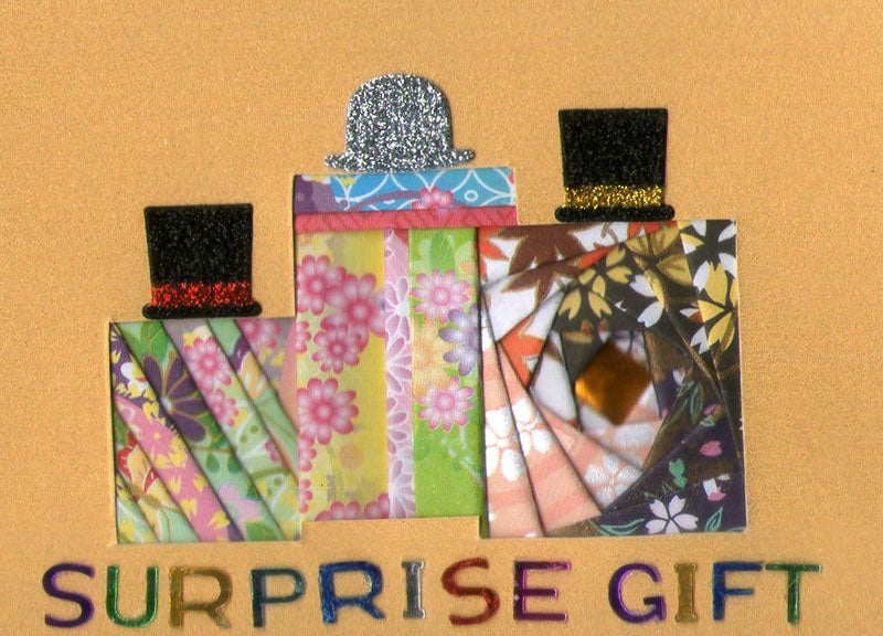 Gift Pop Art Artist Trading Cards Design