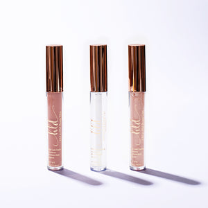 AM to PM Bossy Lips Trio™ - High Lash Darling