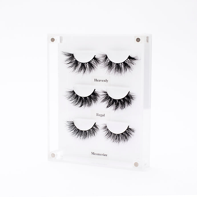 Gold, Glitz & Glamour Collection - High Lash Darling