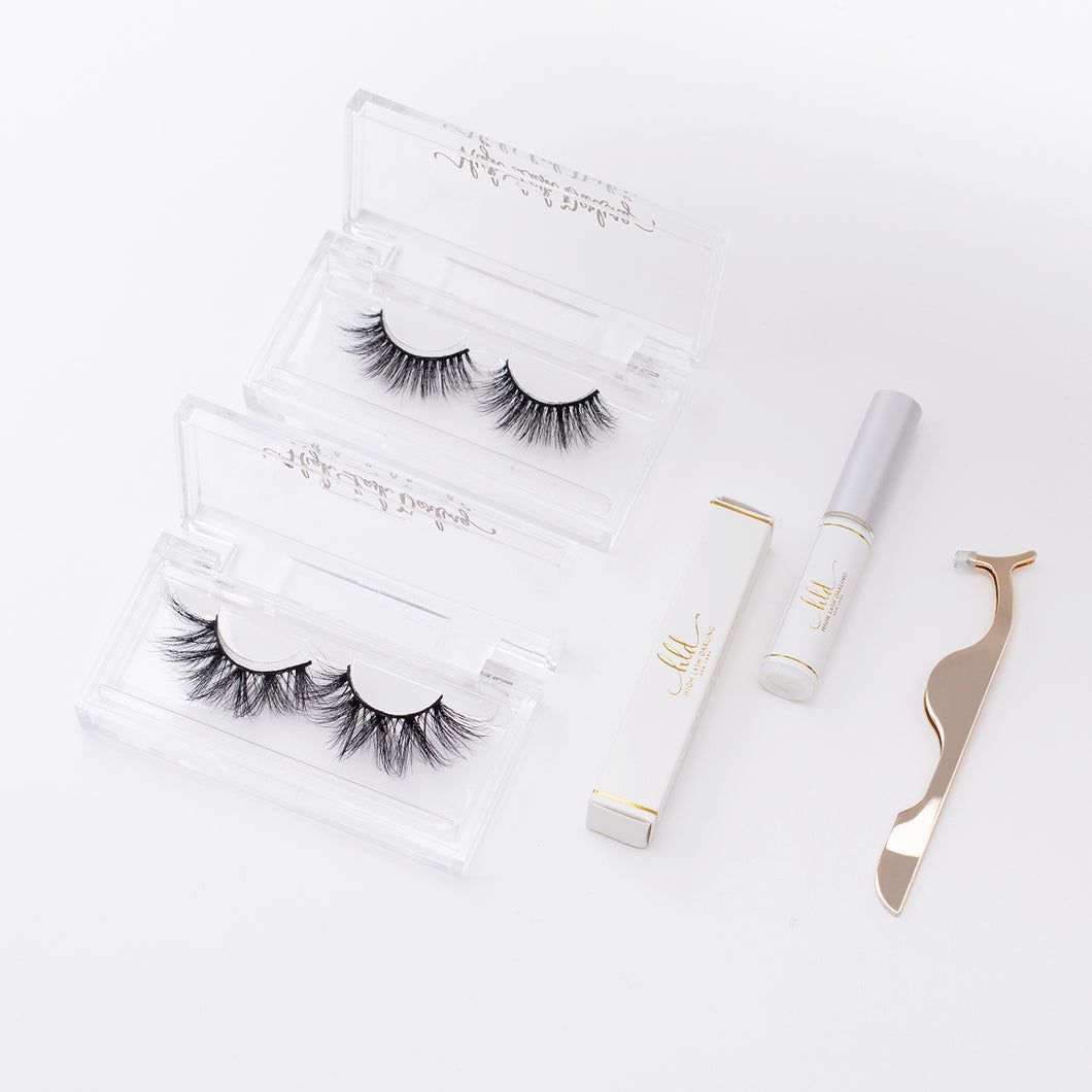 Mini Bundle - High Lash Darling
