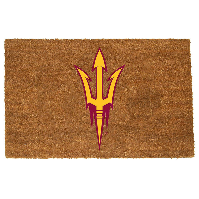 Colored Logo Door Mat Arizona St