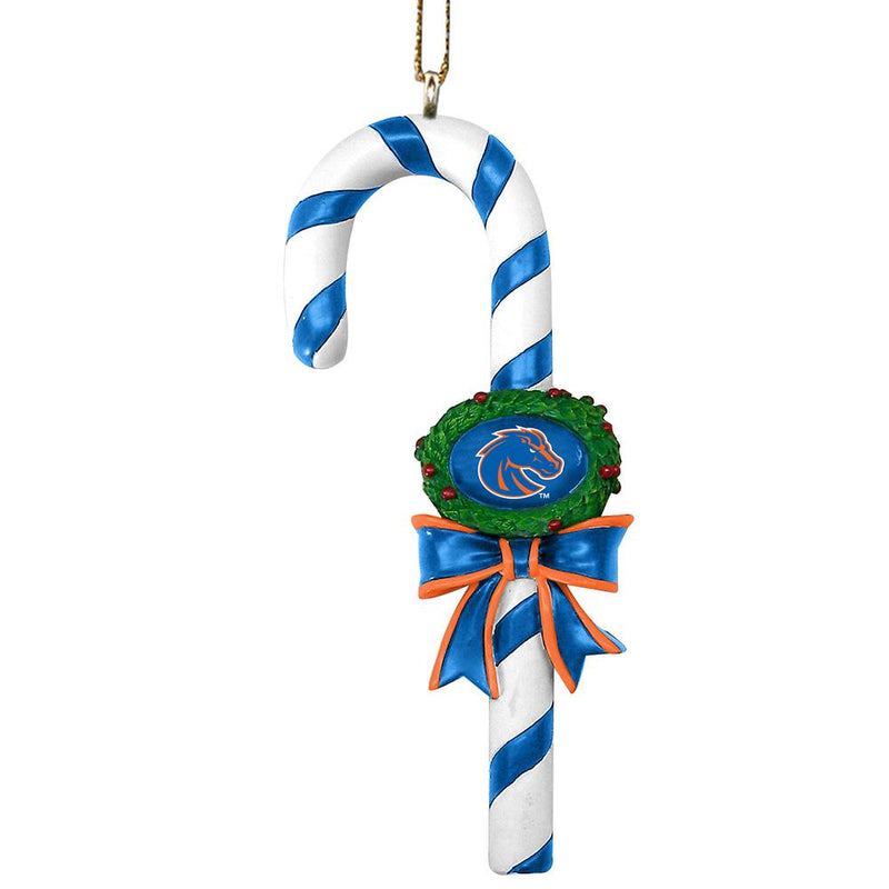 Candy Cane Ornament Boise St