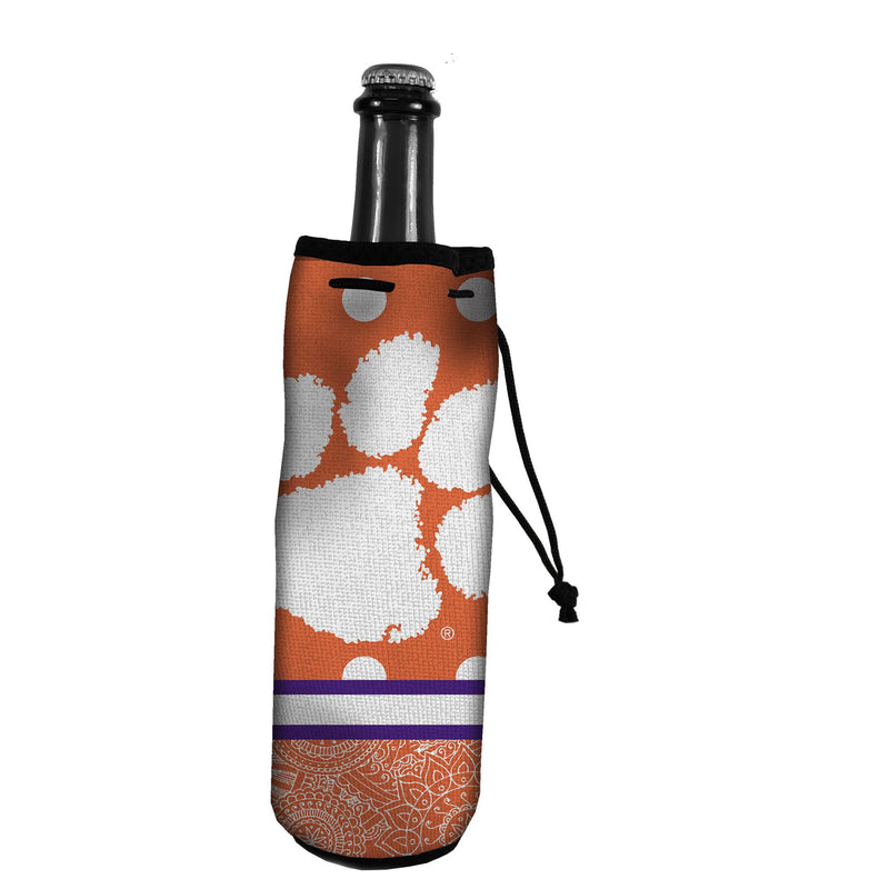 Wine Bottle Woozie GG Clemson