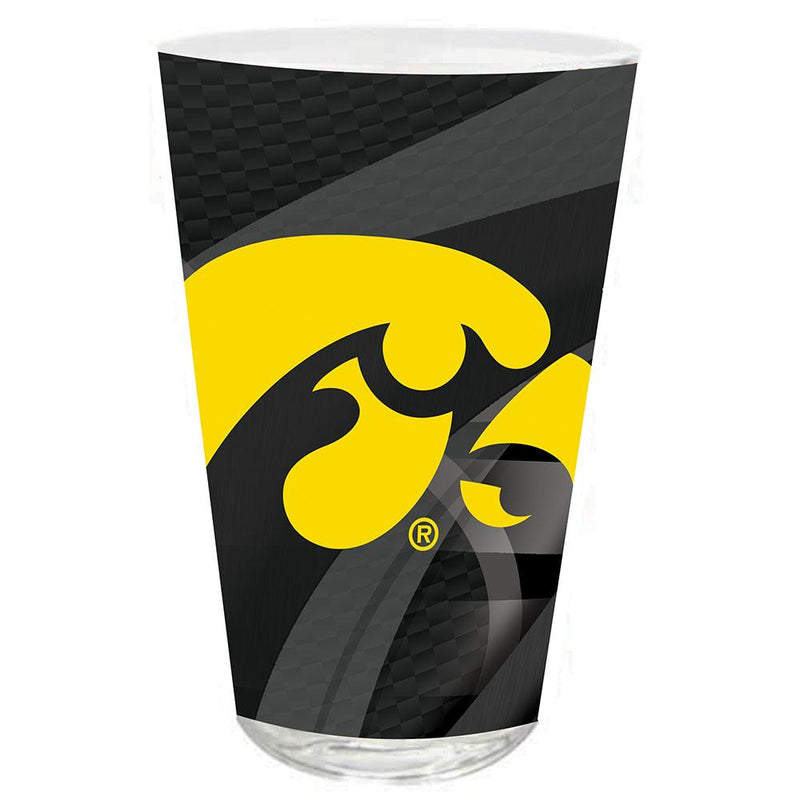 Pint Glass   Carbon Design  Iowa