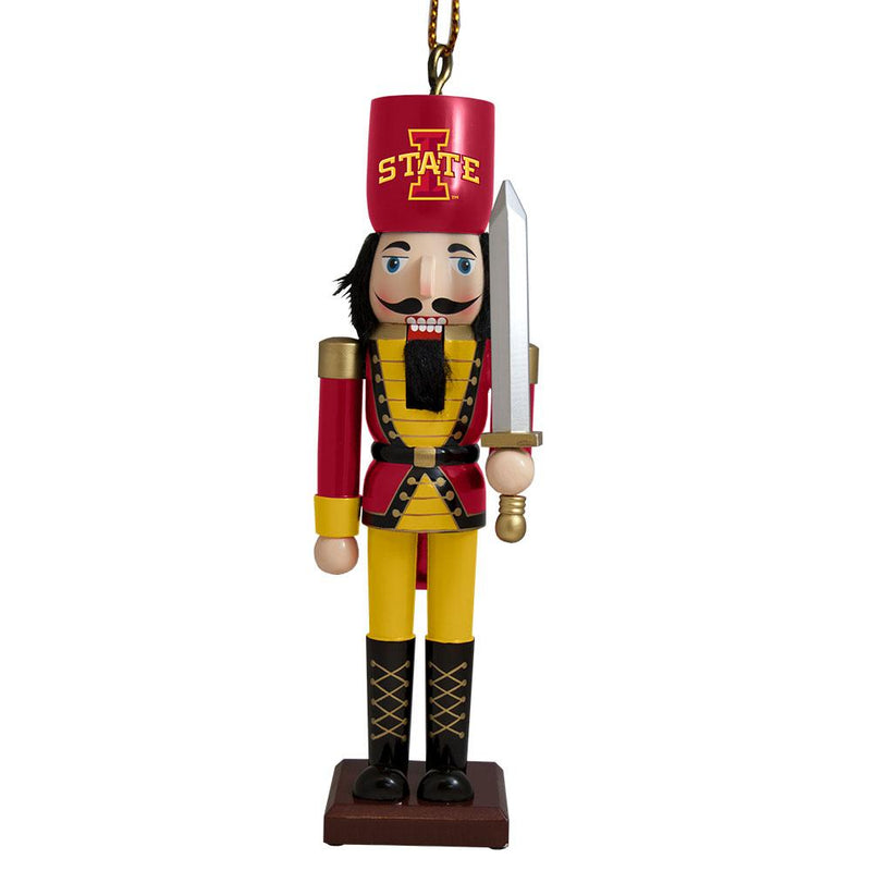 2014 Nutcracker Orn Iowa State