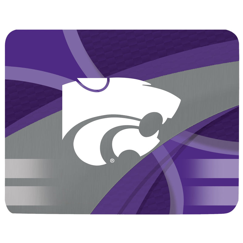 CARBON FIBER MOUSEPAD KANSAS ST