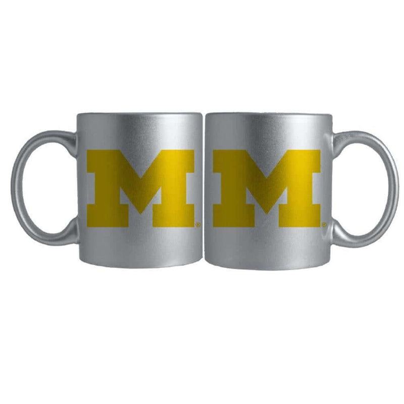 LOGO SILVER MUG  MICHIGAN