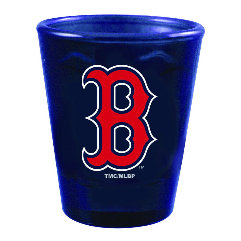 Swirl Collect Glass | Boston Red Sox