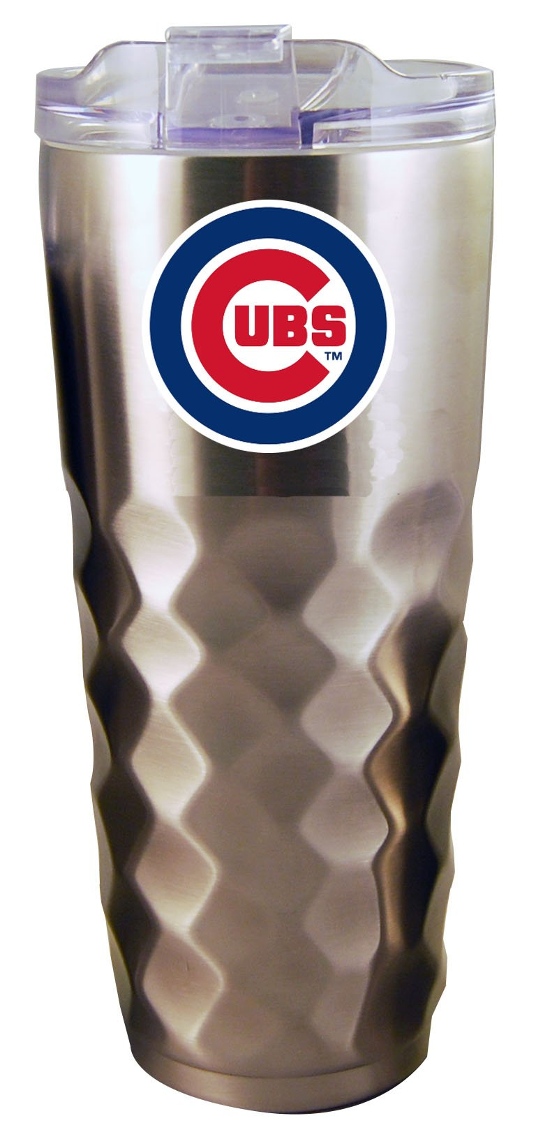 32oz Stainless Steel Diamond Tumbler | Chicago Cubs