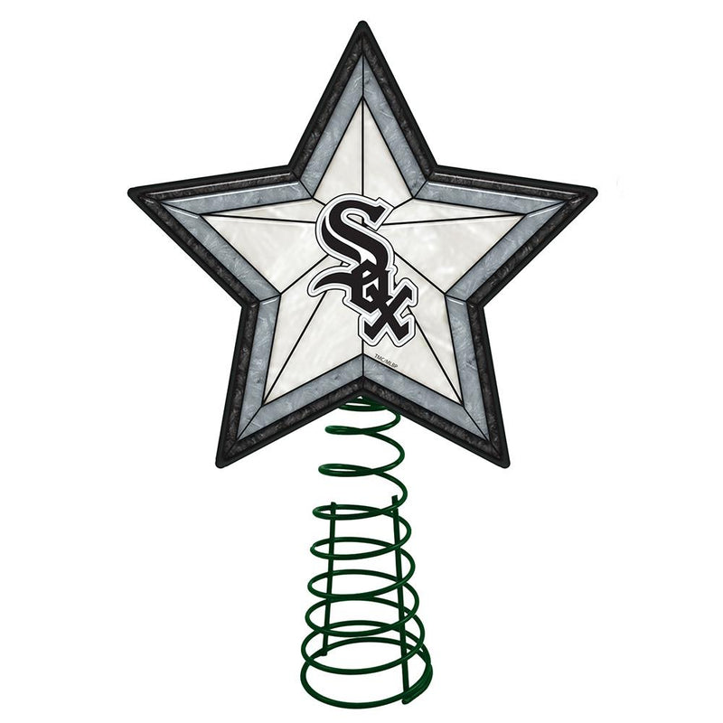 AG Tree Topper White Sox