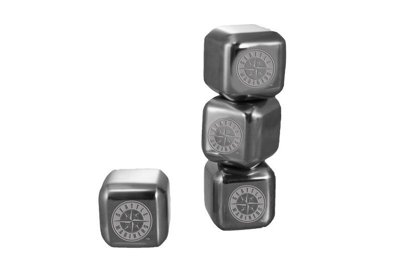 6PC SS ICE CUBESMARINERS