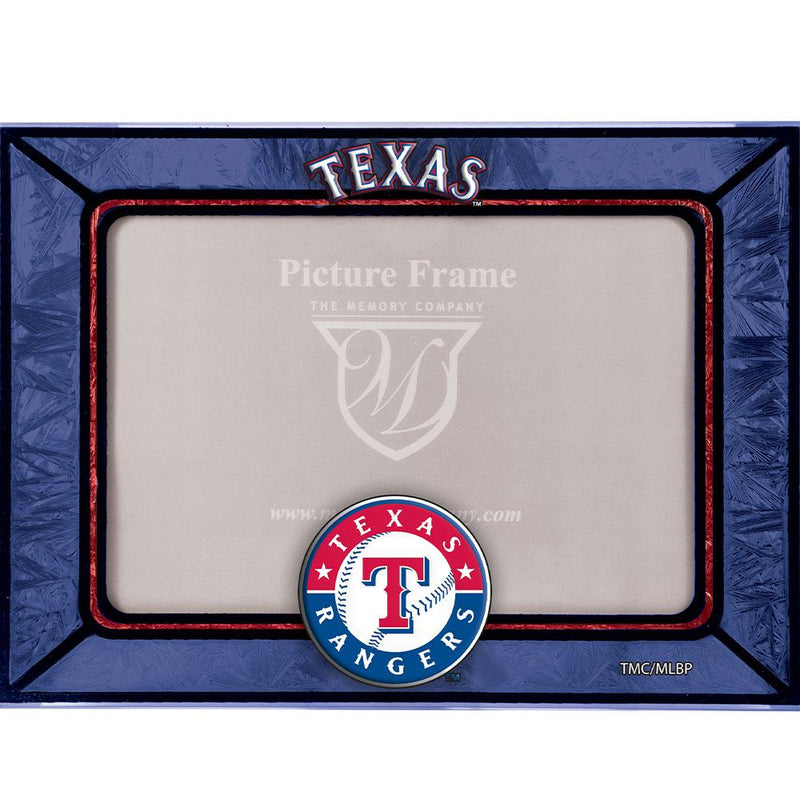2015 Art Glass Frame RANGERS