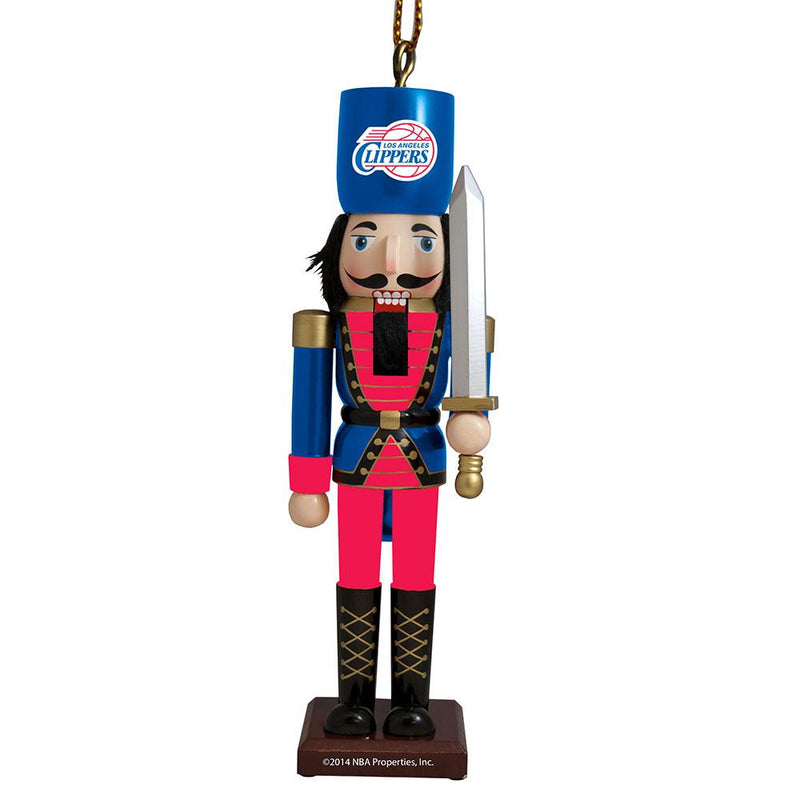 2014 Nutcracker Orn CLIPPERS