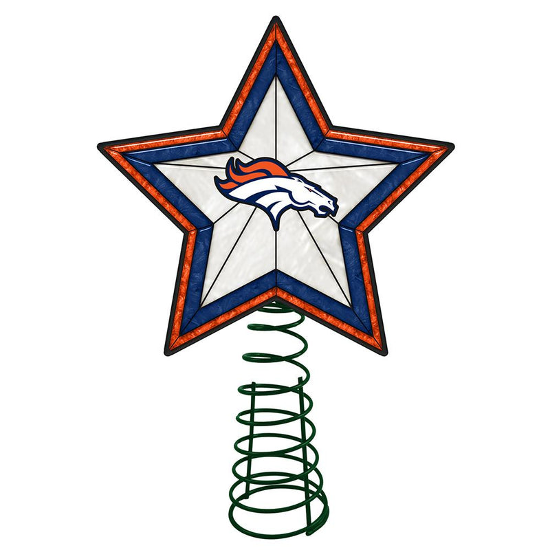 AG Tree Topper Broncos