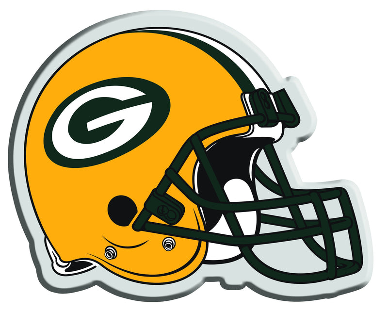 LED Helmet Lamp | Green Bay Packers