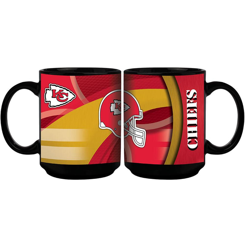 15oz Carbon Fiber Black | Kansas City Chiefs