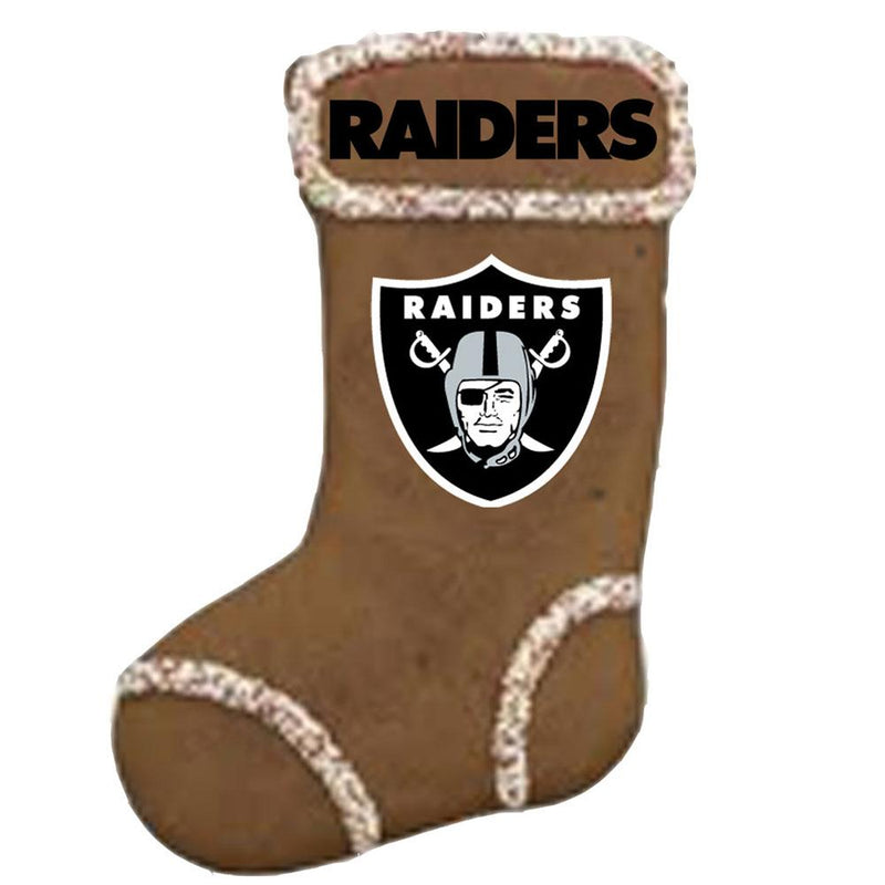 Gingerbread Stocking Ornament Raiders