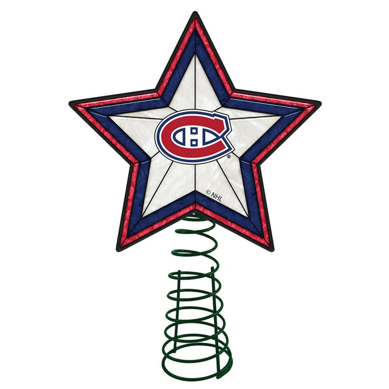 AG Tree Topper Canadiens