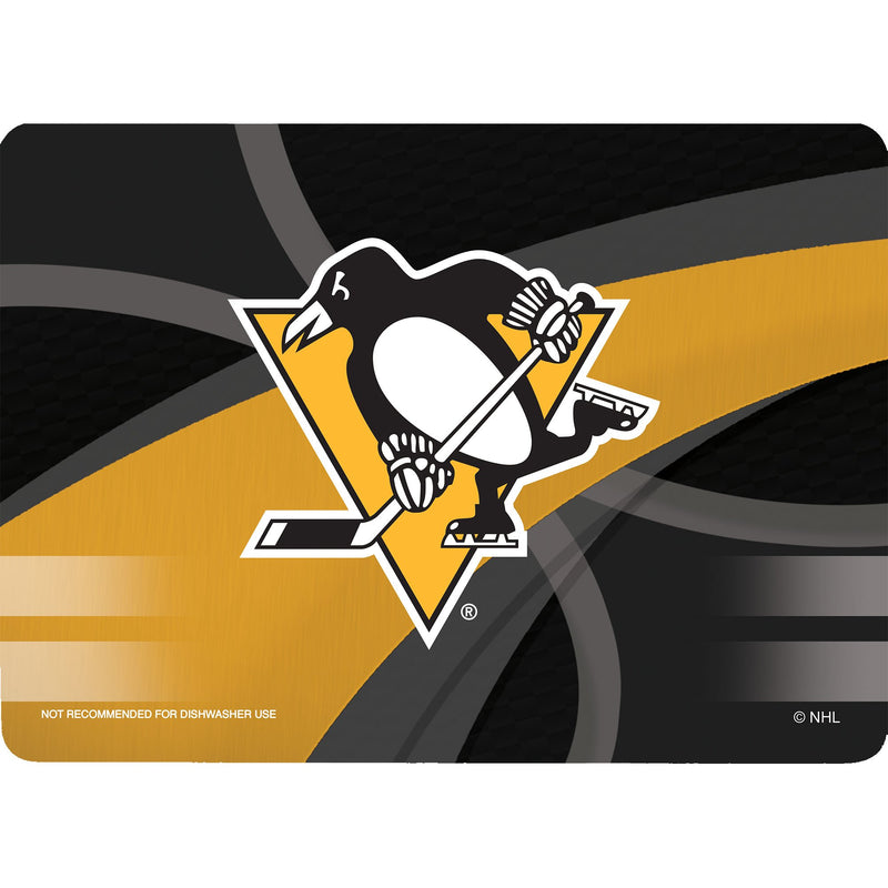 Carbon Fiber Cutting Board | Pittsburgh Penguins