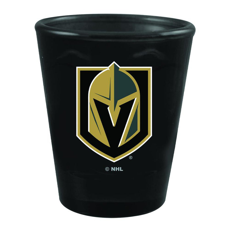 Swirl Color Collect Glass | Las Vegas Knights