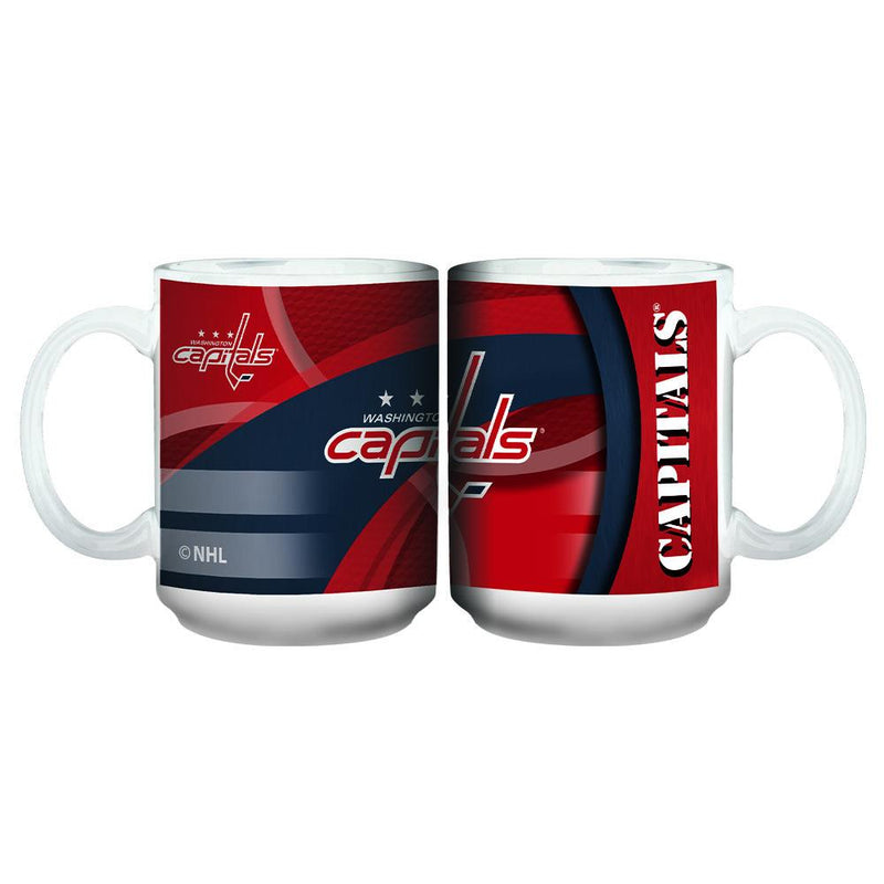 15oz Carbon Fiber White | Washington Capitals