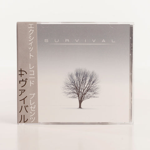 ExitCD003 - Survival 'Survival' Album (CD)